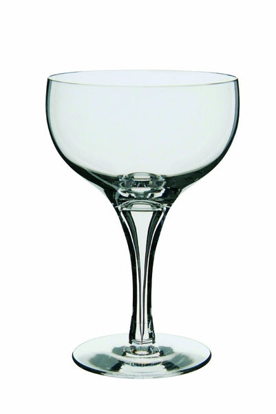 Dartington Crystal Lily Champagne Saucer 0.40L (Pair)