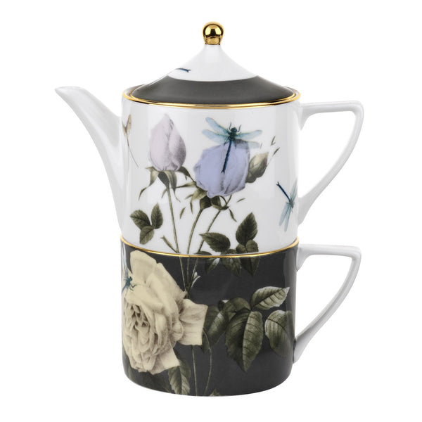 Portmeirion Ted Baker Rosie Lee Floral Teapot for One 0.28L