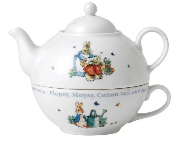 Wedgwood Peter Rabbit Teapot for One