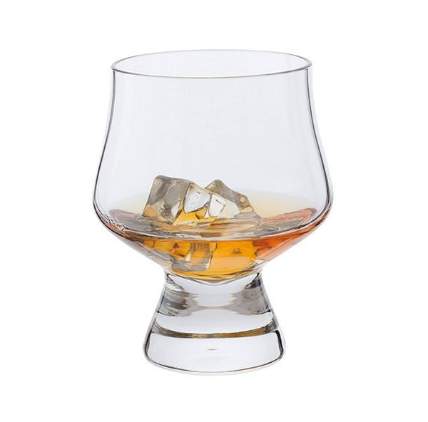 Dartington Crystal Armchair Spirits Snifter Glass 0.31L