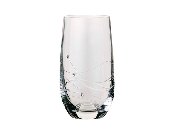 Dartington Crystal Glitz Highball Tumbler 0.48L (Pair)