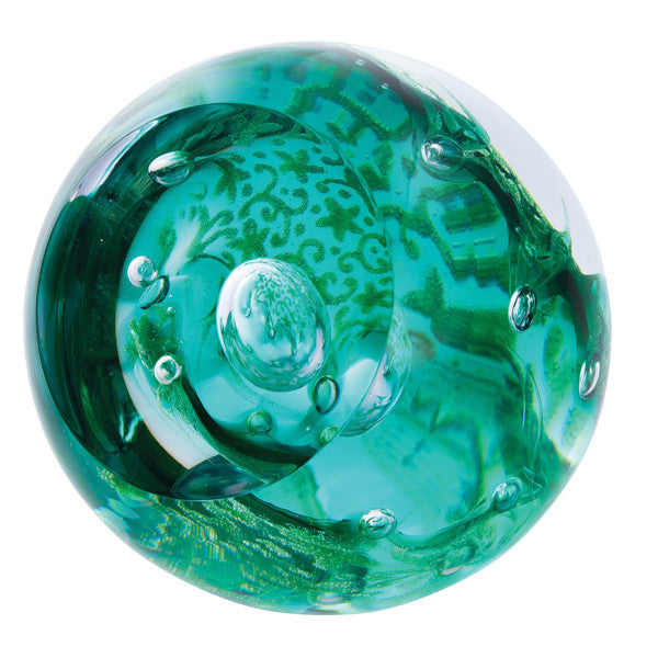 Caithness Glass Unlimited Kingfisher Paperweight