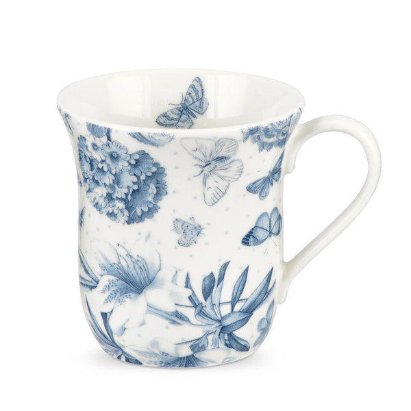 Portmeirion Botanic Blue Mug 0.35L (Set of 6)