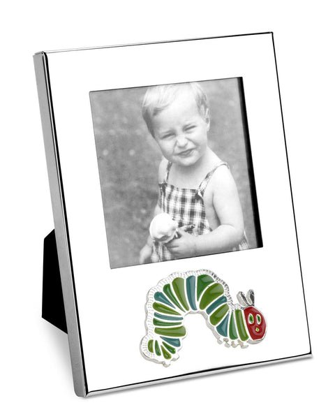 Portmeirion The Very Hungry Caterpillar Silver Photo Frame