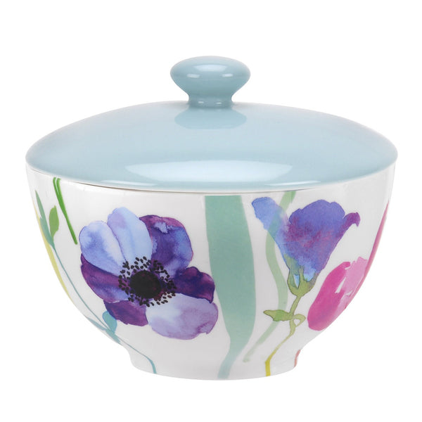 Portmeirion Water Garden Sugar Bowl 0.30L