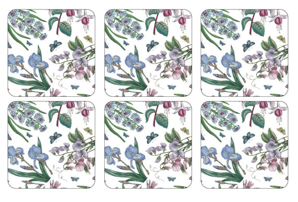 Portmeirion Botanic Garden Chintz Coasters 10.5cm (Set of 6)