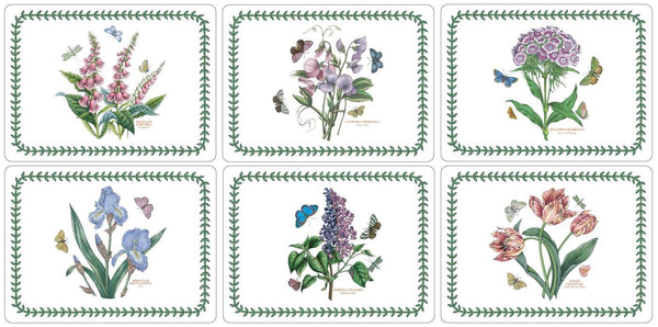 Portmeirion Botanic Garden Placemats 30.5cm by 23cm (Set of 6)