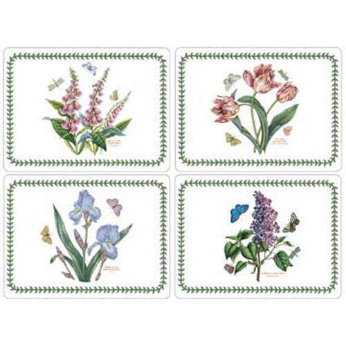 Portmeirion Botanic Garden Large Placemats 40.1cm by 29cm (Set of 4)