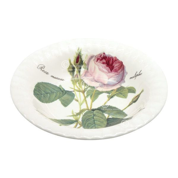 Roy Kirkham Redoute Rose Salad Bowl
