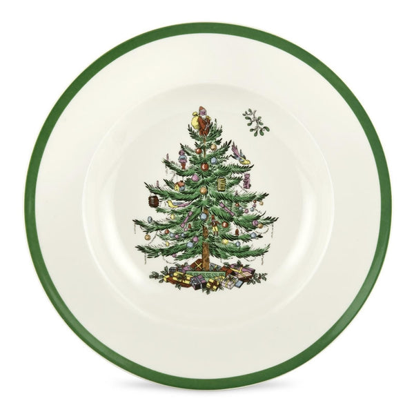 Spode Christmas Tree Soup Plate 23cm