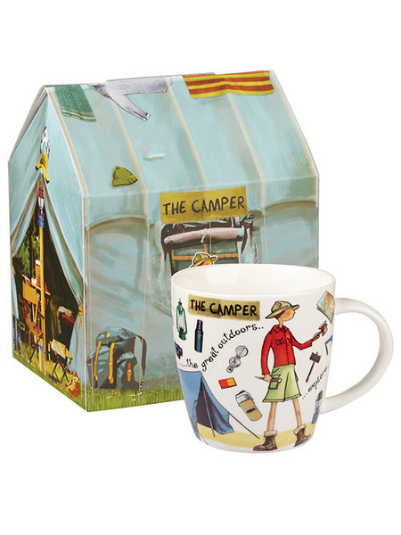 Churchill China At Your Leisure The Camper Mug 0.40L