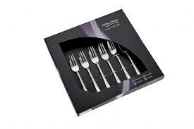 Arthur Price Classic Harley Box of 6 Pastry Forks