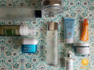 SKINCARE ROUTINE/ TESTING (AUGUST 2016 TO OCTOBER 2016)