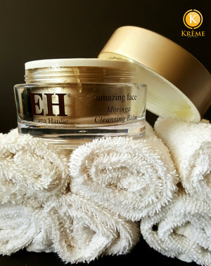 KRÈME DE LA KRÈME: EMMA HARDIE MORGINA CLEANSING BALM WITH CLEANSING CLOTH