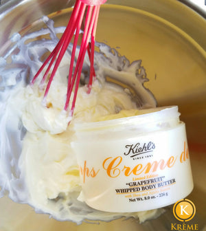 "KIEHL'S ""GRAPEFRUIT ""WHIPPED BODY BUTTER HELPED ME BEAT MY WINTER BLUES"