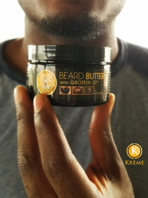 BEARD GUYZ BEARD BUTTER WITH GROTEIN 20