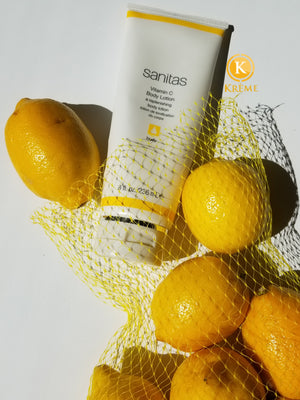 Sanitas Skincare Vitamin C Body Lotion