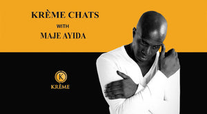 KREME CHATS WITH MAJE AYIDA. WELLNESS COACH. FOUNDER HIITSQUADNG.