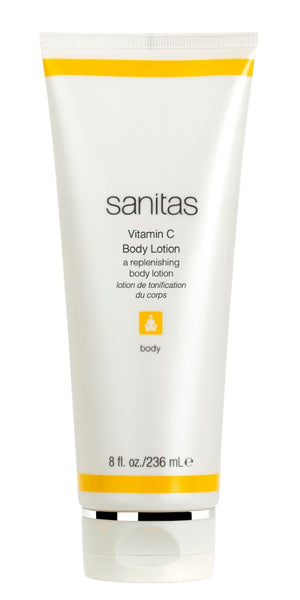 Sanitas Vitamin C Body Lotion (a replenshing body lotion)