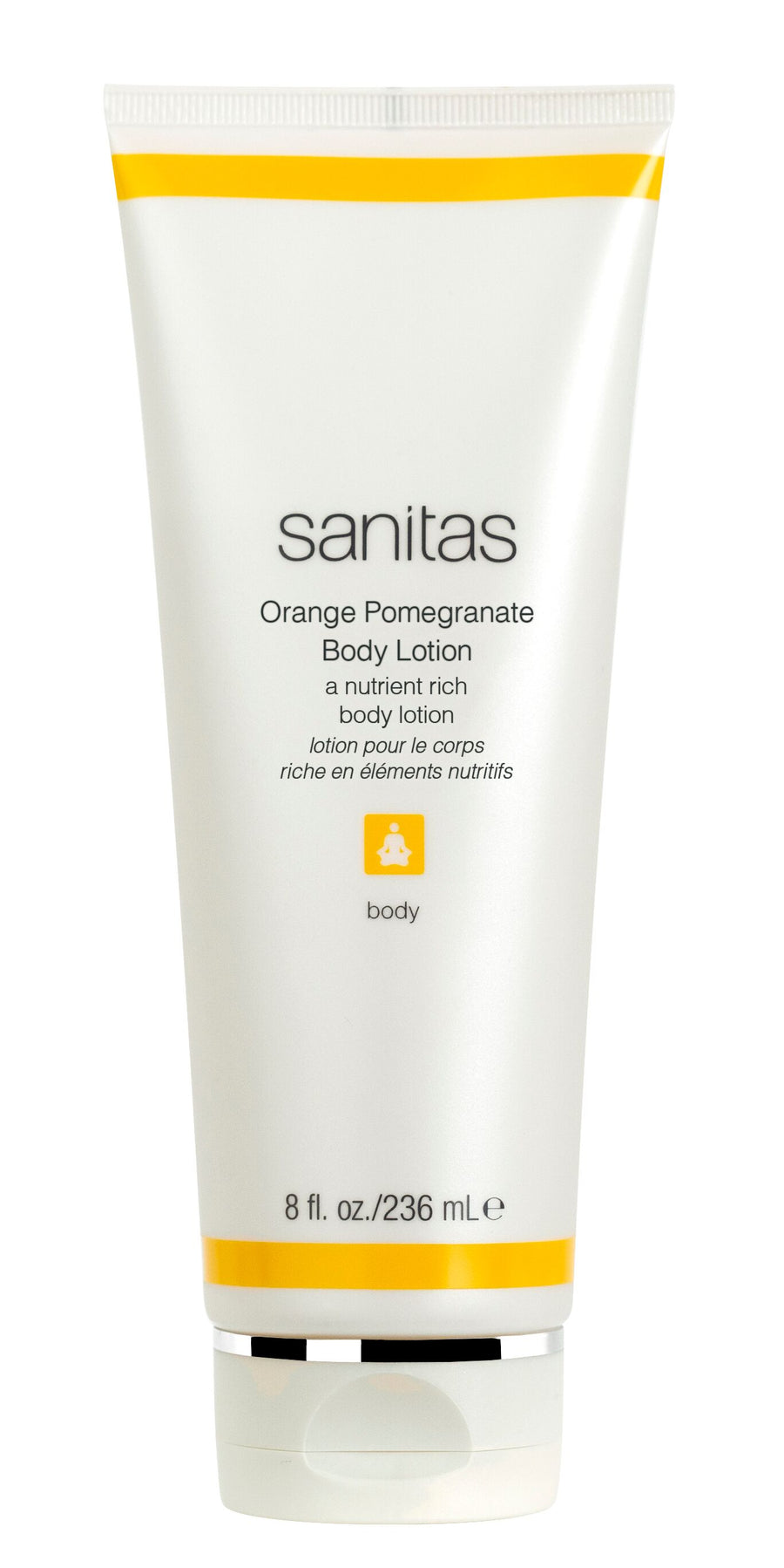 Sanitas Orange Pomegrante Body lotion ( a replenishing body lotion)
