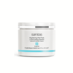 Sanitas Brightening Peel Pads