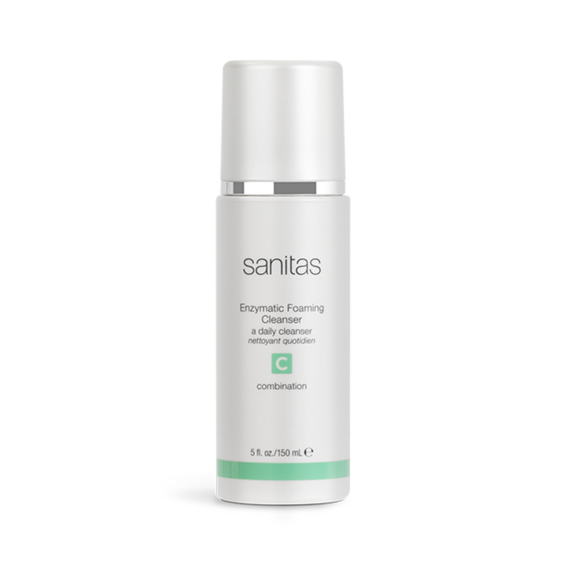Sanitas Enzymatic Foaming Cleanser
