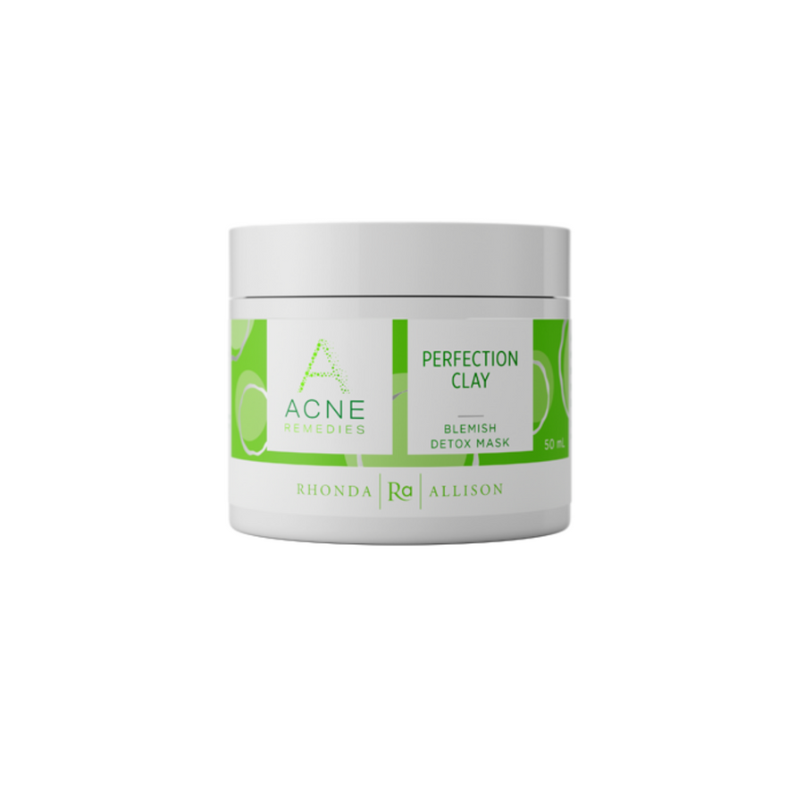 Rhonda Allison Perfection Clay Mask  (Sulfur mask blemish prone skin /excessive oil)