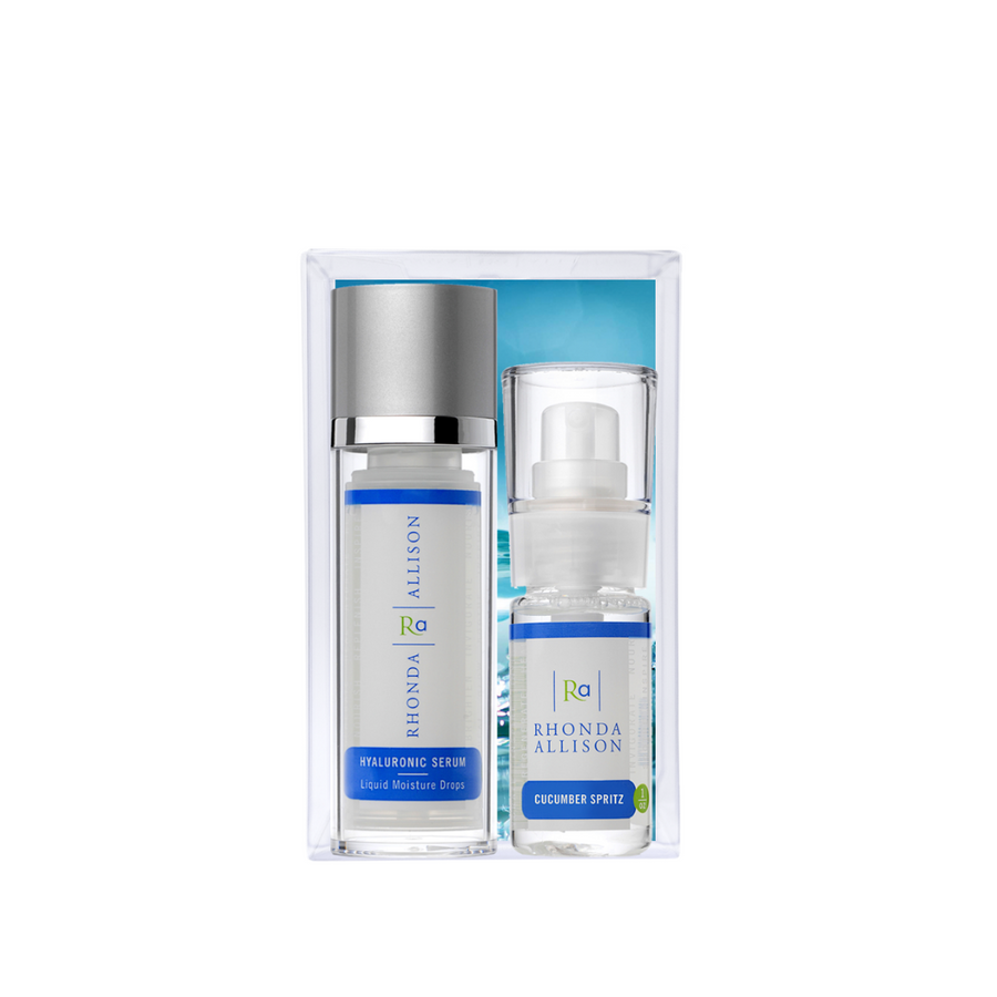 Skin Quench Duo (hydrating duo. Toner and serum )