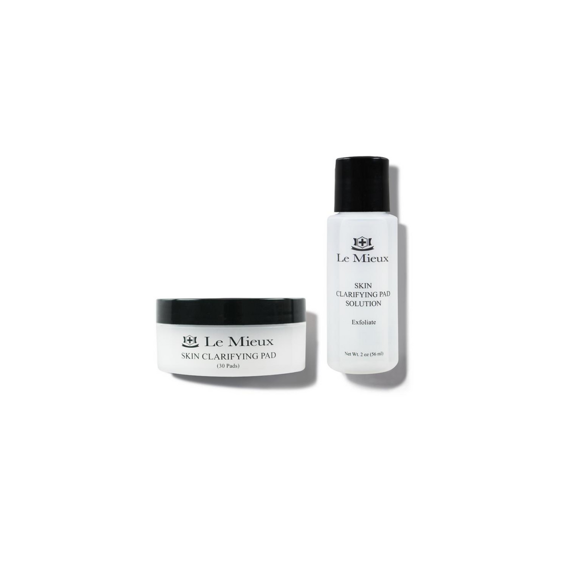 Le Mieux Skin Clarifying Pads  (Acne prone skin treatment)