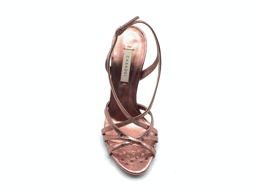 Casadei - 1L662P (Rose Gold)