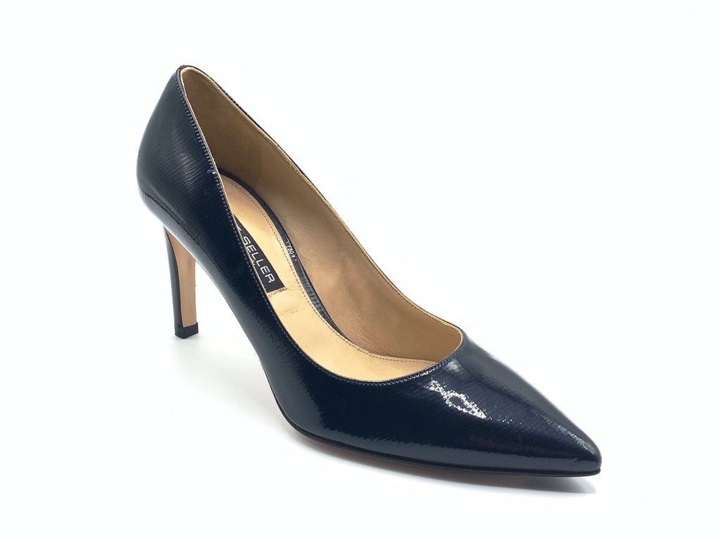 The Seller - S9129 (Navy Patent)