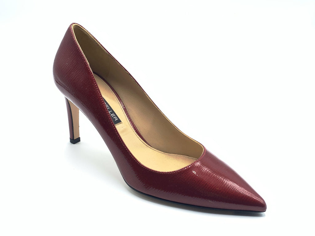 The Seller - S9129 (Red Patent)
