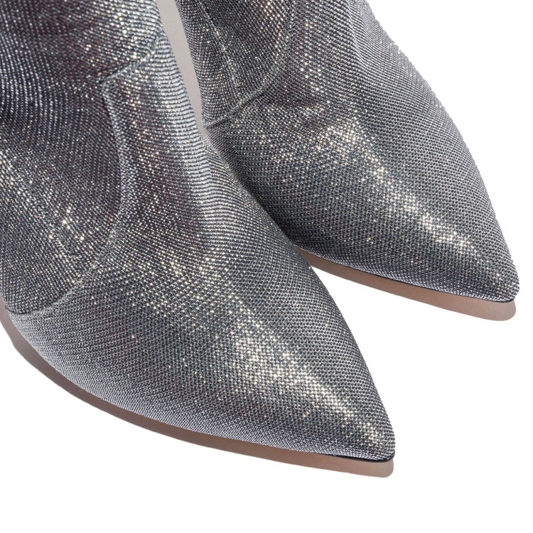 Casadei - 1T669 (Pewter)