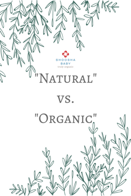 Natural vs. Organic: What Product Labels Mean
