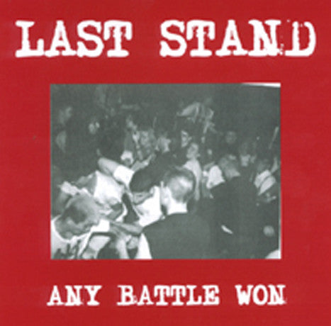 Last Stand - Any Battle Won - MP3s