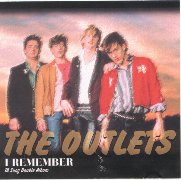 The Outlets - I Remember - MP3s