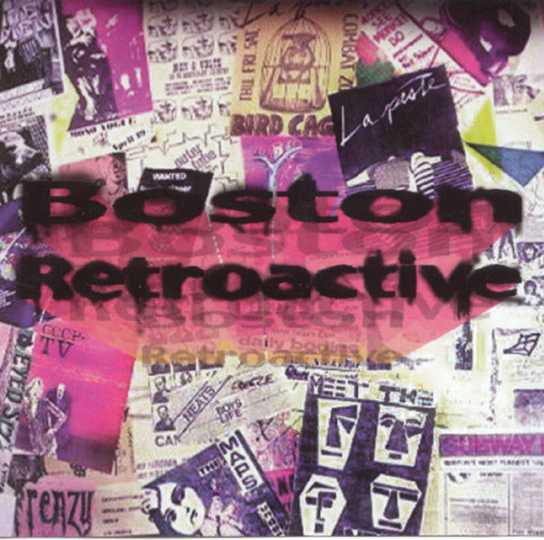 Boston Retroactive - Various Artists - MP3s