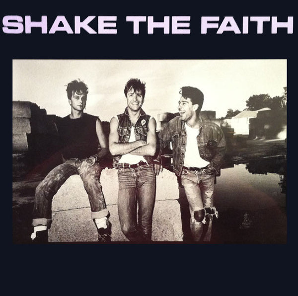 Shake The Faith - Shake The Faith - MP3s