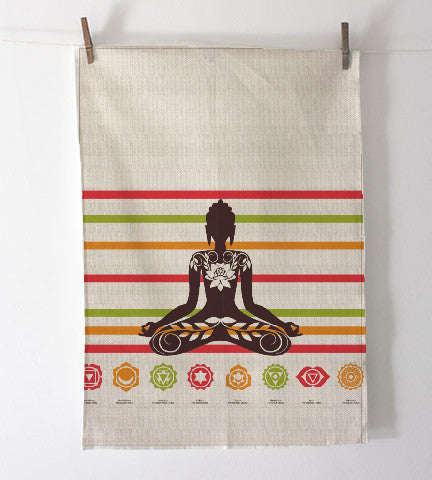 sweathouse towel collection perfect for the yoga studio or