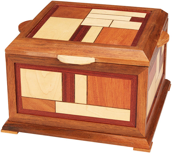 Mondrian's Jewelry Box