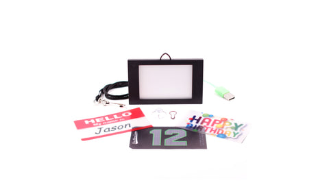 FanFlare LED Display, Rally Light