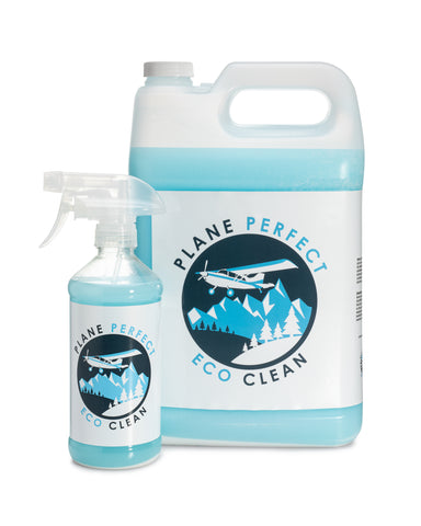 EcoClean - Waterless Airplane Cleaner