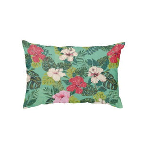 Lana Tropics Throw Pillow