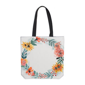 Charnea Wreath Tote Bag