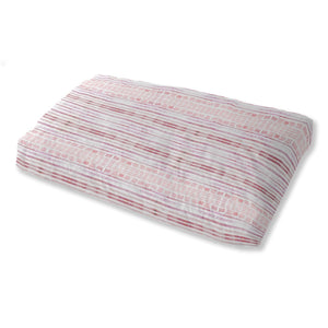 Sunset Stripe Pet Bed