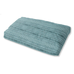 Deep Ocean Stripe Pet Bed