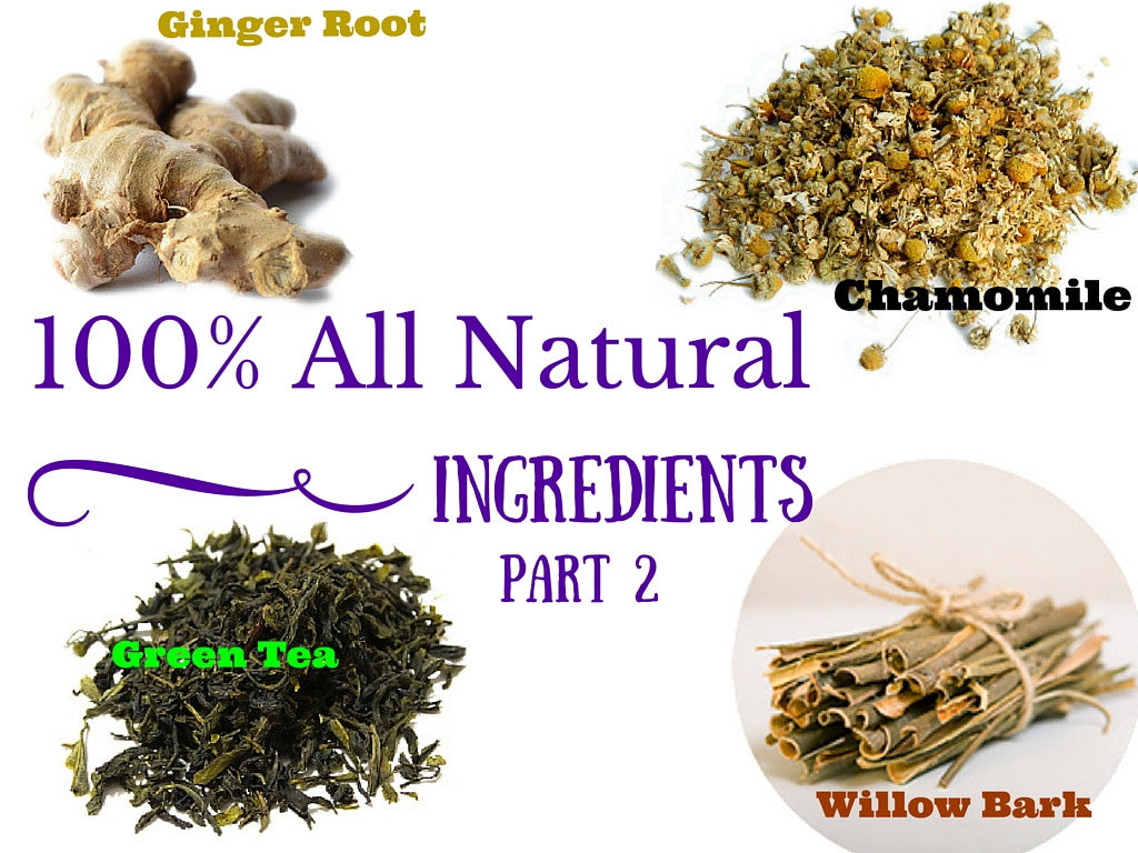 Zapne's 100% All Natural Ingredients. What are they? How do they work so well? Part 2