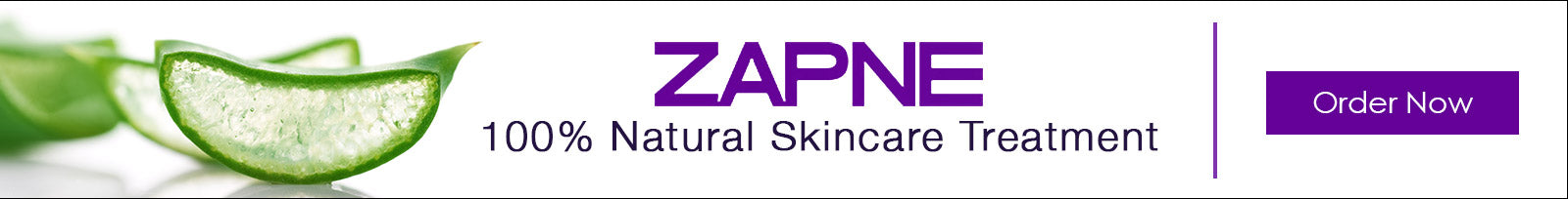 ZAPNE 100% Natural Treatment