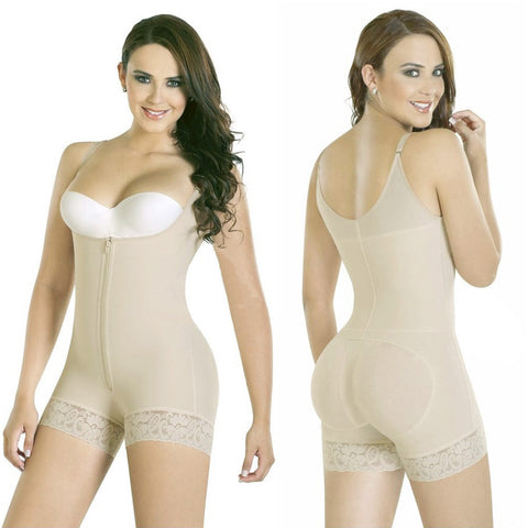 Shapewear Bodysuit Waist Shaper Butt Lifter