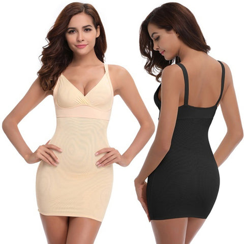 Women's Lycra Cami Slip Shaperwear